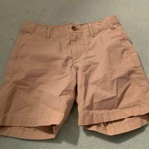 GAP womens Chinos Khaki shorts!